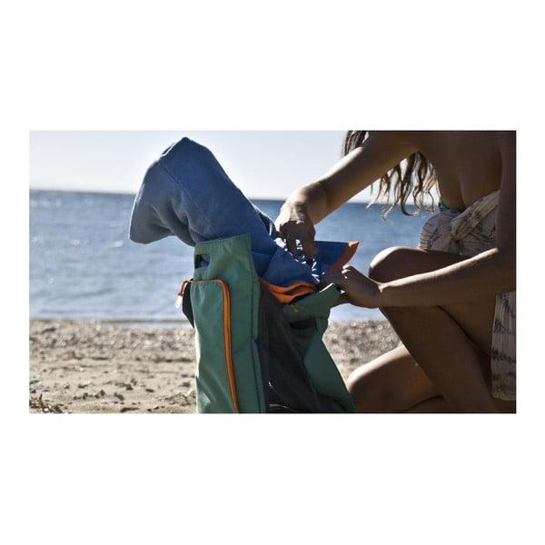 Zelená plážová taška Terra Nation Tama Kopu,34l