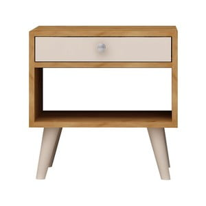 Noční stolek Fenola, 45 x 50 cm