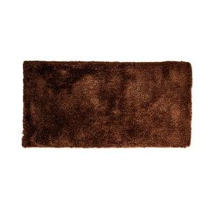 Tmavě hnědý koberec Cotex Donare, 90 x 160 cm