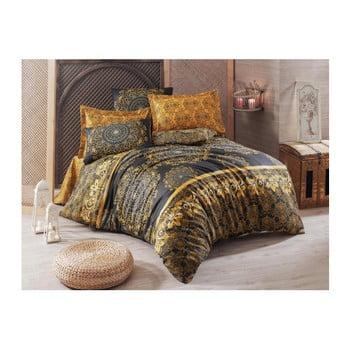 Lenjerie de pat cu cearșaf Sehri-Ala, 200 x 220 cm de la Eponj Home