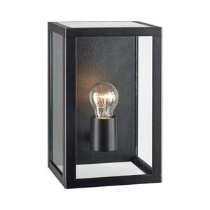 Černé nástěnné svítidlo Markslöjd Pelham