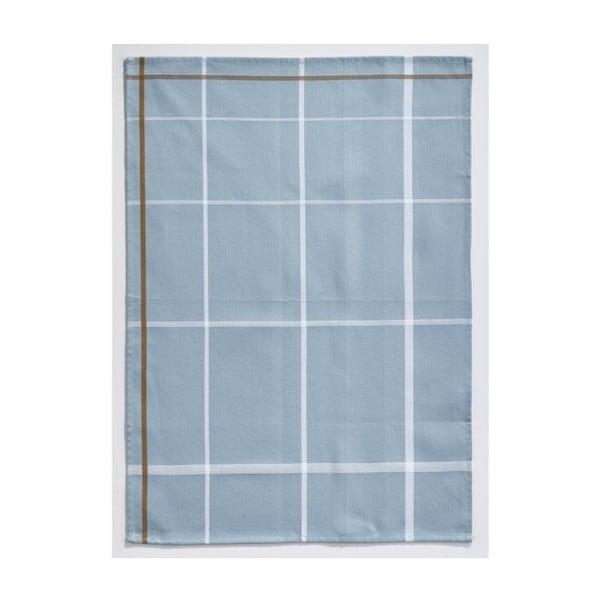 Garro világoskék pamut konyharuha, 50 x 70 cm - Zone