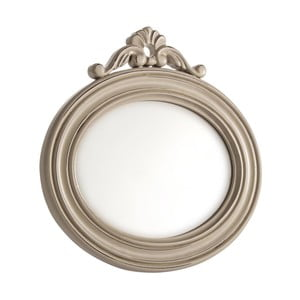 Nástěnné zrcadlo Scarlett Grey, 30 cm