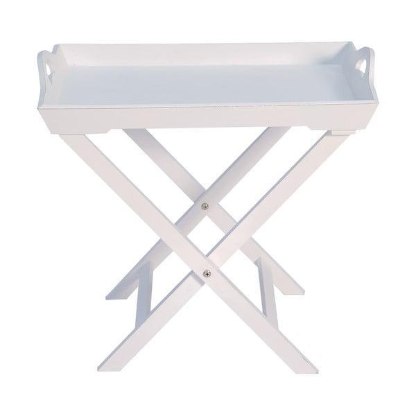 Odkládací stolek White Side Table