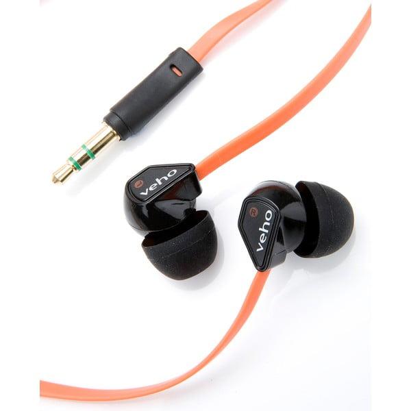Sluchátka Stereo VEP360 Orange