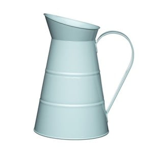 Modrý džbán na vodu Kitchen Craft Living Nostalgia , 2,3 l