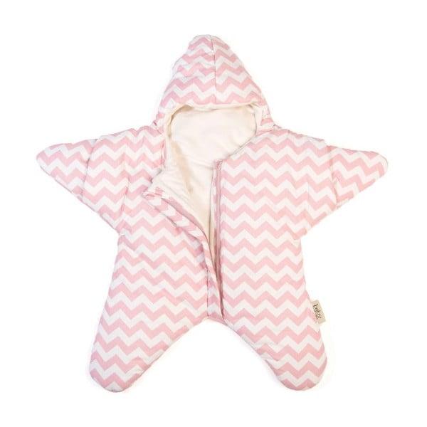 Dětský spací vak Star Light Pink