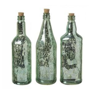 Sada 3 lahví Grey Gloss