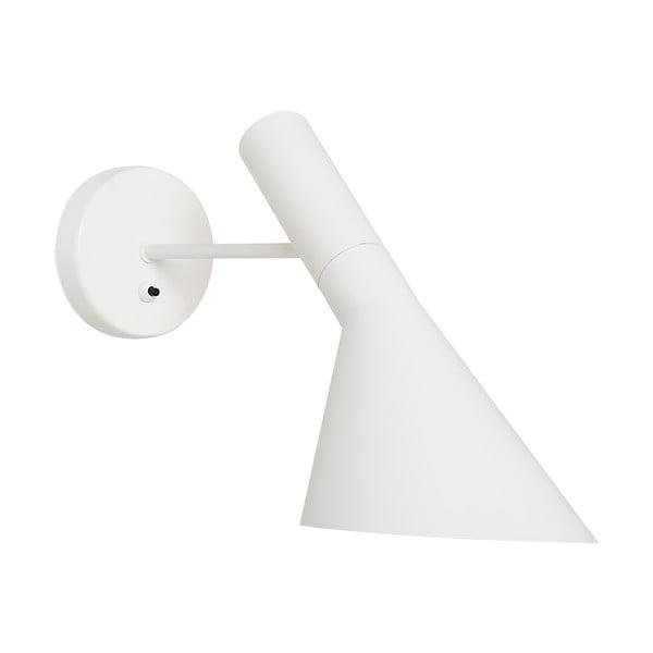 Nástěnná lampa Feliz, bílá