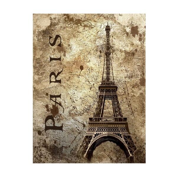 Koberec z vinylu Paris, 100x150 cm
