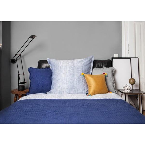 Față de pernă Casa di Bassi, 50 x 70 cm, albastru
