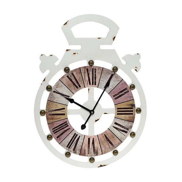 Nástěnné hodiny Beige Vintage