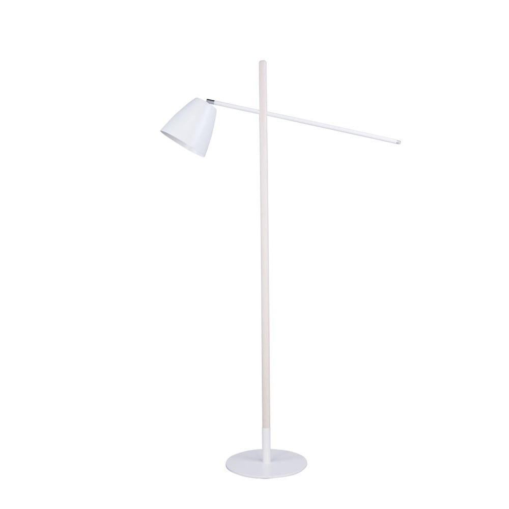 Bílá stojací lampa Nørdifra Sticks