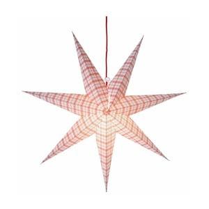 Závěsná svítící hvězda Lisa, 70 cm