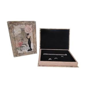 Box na šperky Antic Line Bijoux