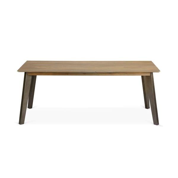 Stół z drewna akacjowego Furnhouse Malaga