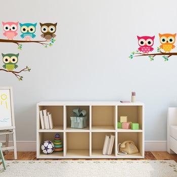 Autocolant Ambiance Magic Owls de la Ambiance