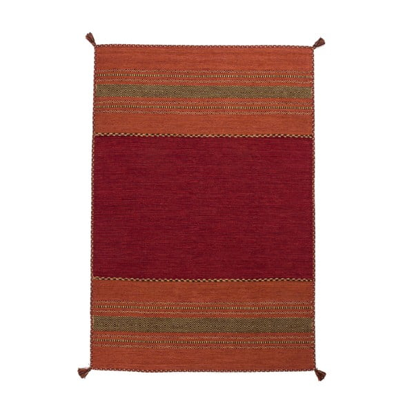 Koberec Native 325 Red, 80x150 cm