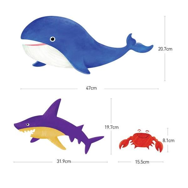 Samolepka Marine Animals