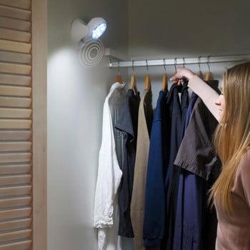 Lumină LED cu senzori pentru perete InnovaGoods imagine