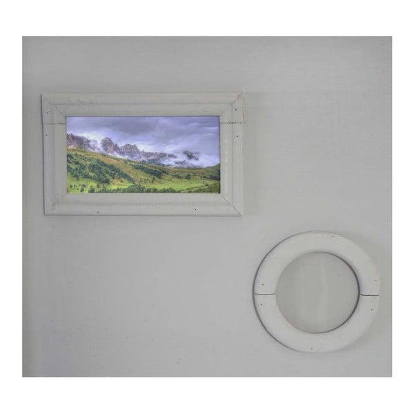 Paravan Picture Frames Grey, 161x170 cm