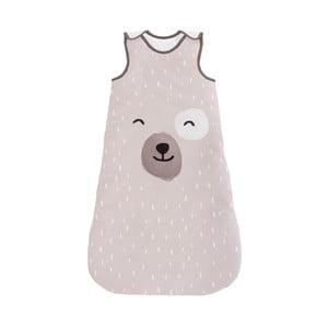 Kojenecký spací pytel Tanuki Smiling Bear, délka 90 cm
