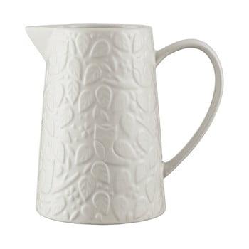 Carafă din ceramică Mason Cash In the Forest, 1 l, alb imagine