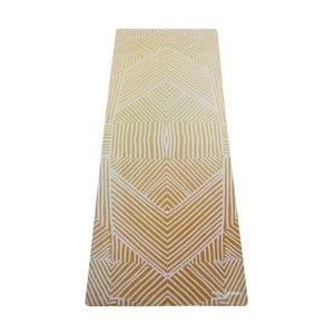 Podložka na jógu Yoga Design Lab Optical Gold, 3,5 mm