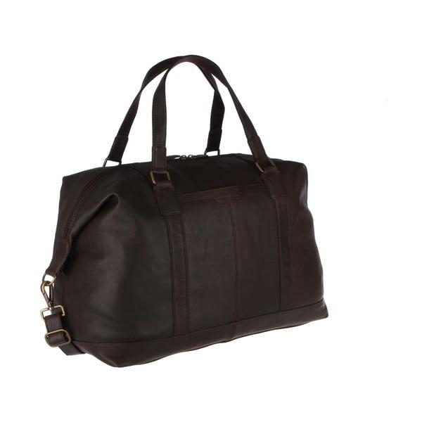 Kožená pánská taška Cabin Brown