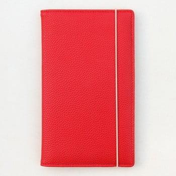 Suport pentru documente Caroline Gardner, roșu