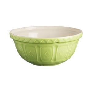 Světle zelená kameninová mísa Mason Cash Mixing, ⌀ 26 cm