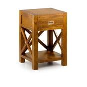 Noční stolek ze dřeva mindi Moycor Stare