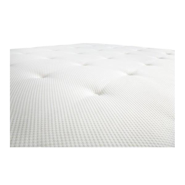 Oboustranná matrace s paměťovou pěnou a latexem Palaces de France Imperial,140 x 200cm