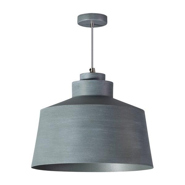Závěsné svítidlo z betonu ETH Grey Nina
