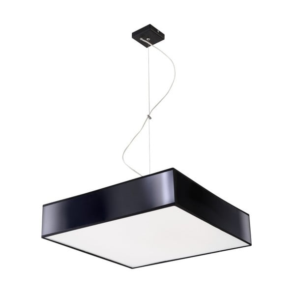 Czarna lampa wisząca Nice Lamps Mitra 45
