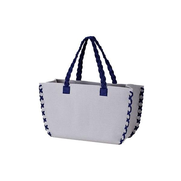 Velká plstěná taška, antracit