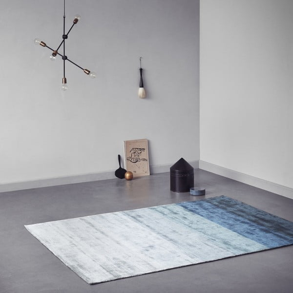 Koberec Shiny Petrol, 140x200 cm