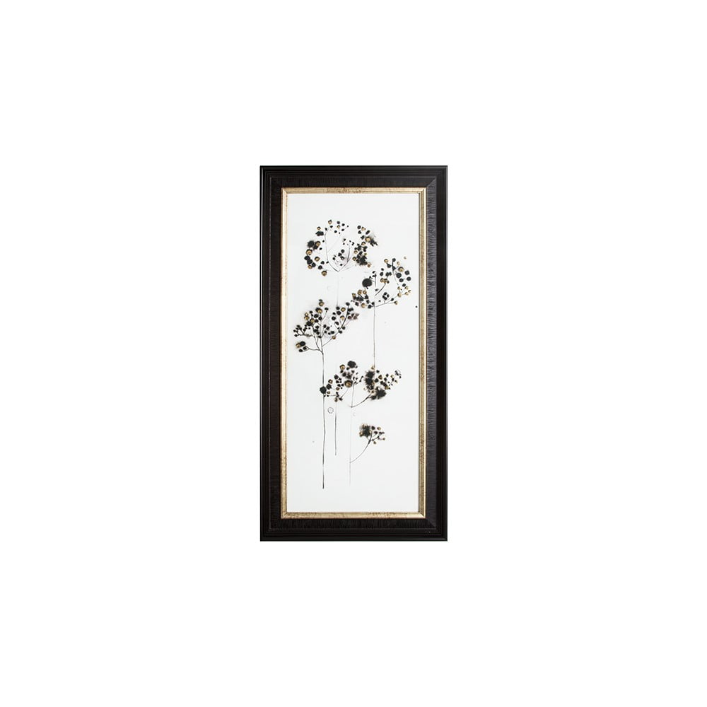 Obraz v rámu Graham & Brown Seed Head Type,35x70cm