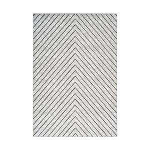 Světle šedý koberec Kayoom Layou, 120 x 170 cm