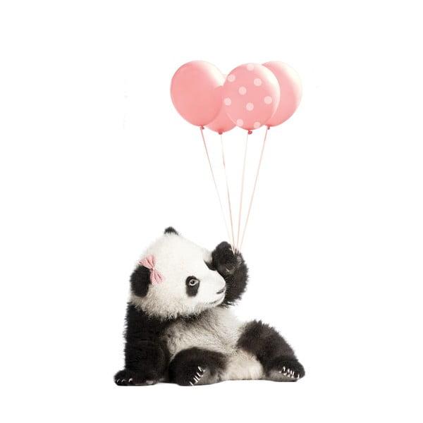 Pink Panda falmatrica, 55 x 92cm - Dekornik