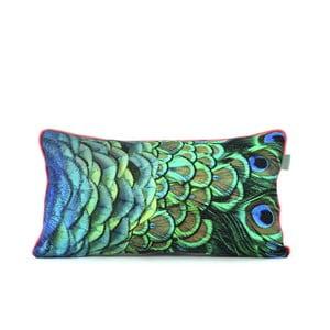 Bavlněný povlak na polštář HF Living Peacock 50x30cm