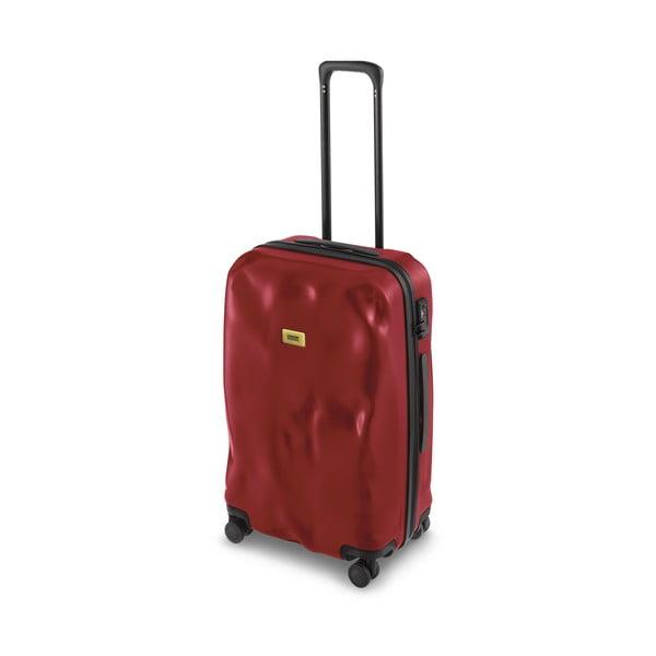 Cestovní set tří kufrů Passion Red