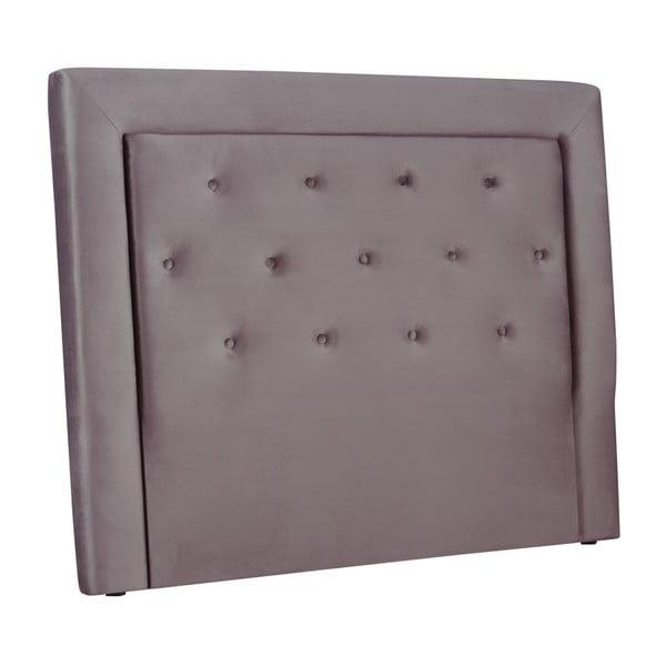 Liliowy zagłówek łóżka Cosmopolitan Design Cloud, szer. 140cm