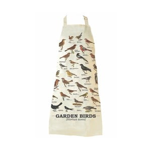 Zástěra z čisté bavlny Gift Republic Garden Birds