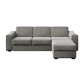 Canapea extensibilă MESONICA Munro 288 cm L gri