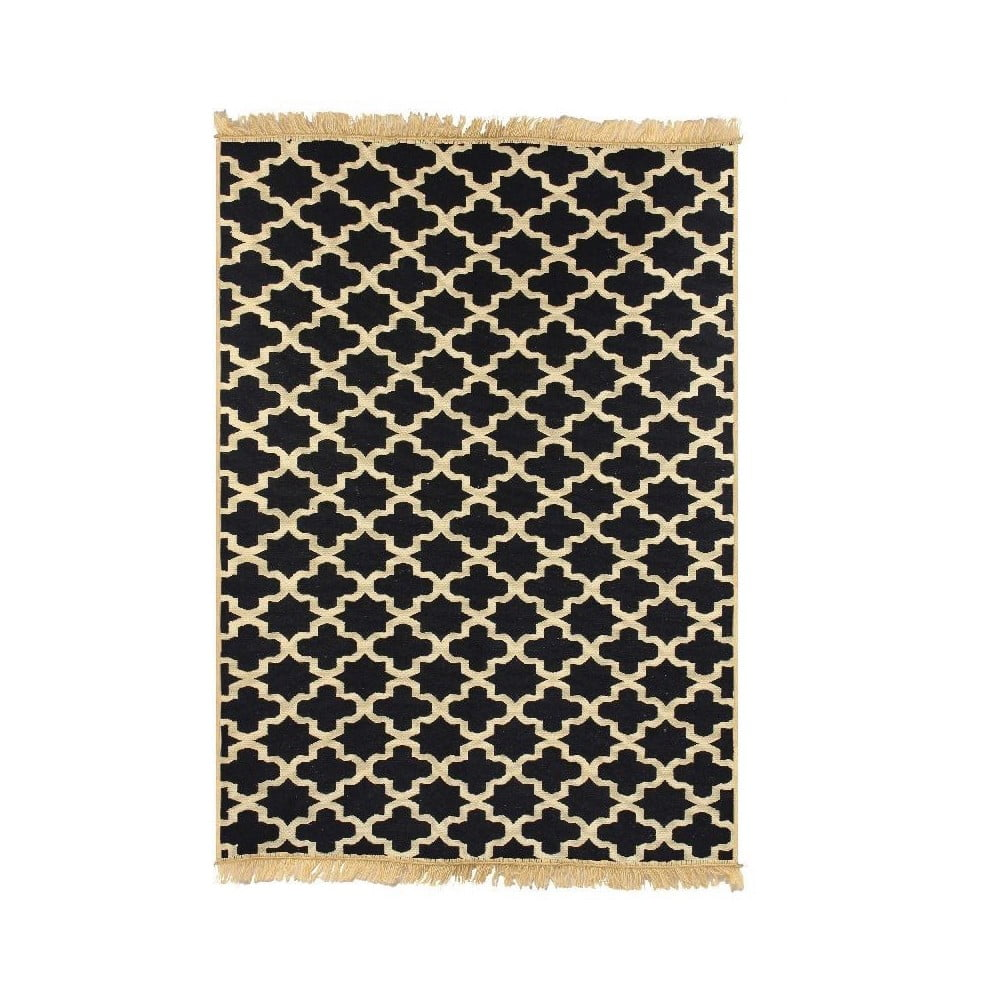Tmavě modrý koberec Ya Rugs Tee, 60 x 90 cm