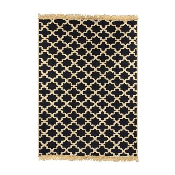 Tmavě modrý koberec Ya Rugs Tees,60x90cm