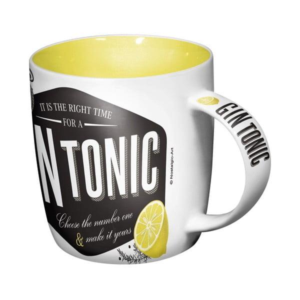 Keramický hrnek Gin Tonic, 330 ml