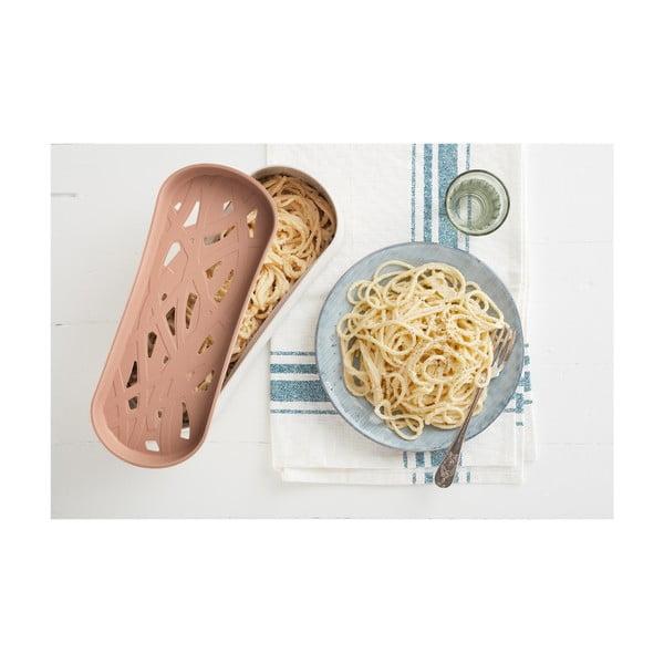 Nádoba na přípravu těstovin v mikrovlnce Lékué Quick
