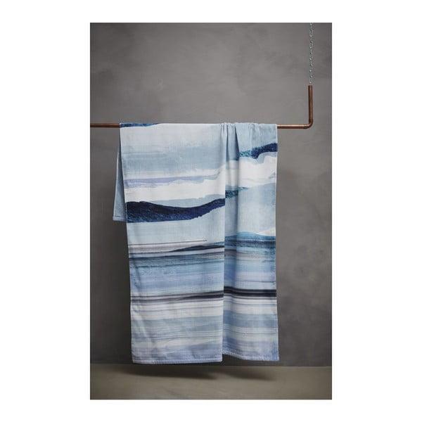 Osuška Essenza Mooa Blue, 100x180 cm